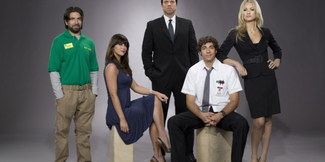 Chuck Premiere Week: Let's All Watch the Pilot Again