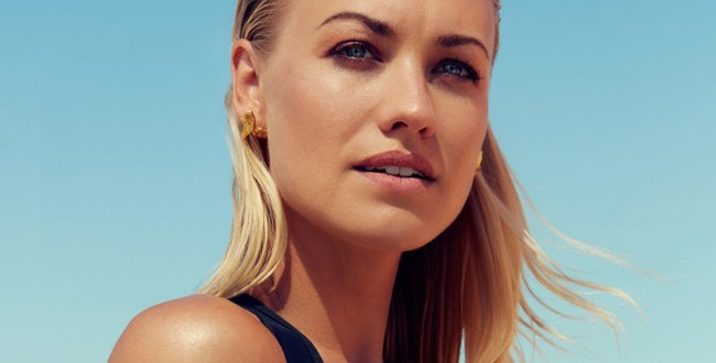 PHOTOS: Yvonne Strahovski in GQ Australia