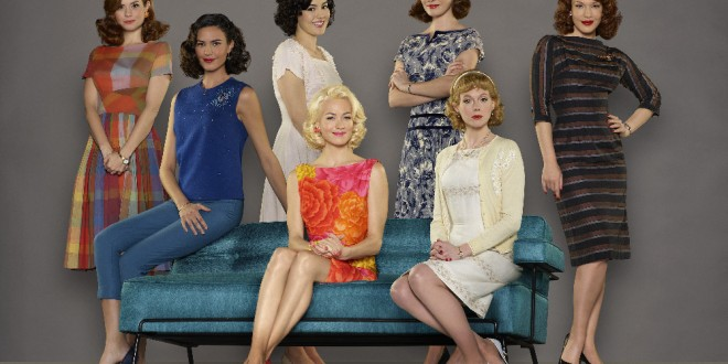 Watch Yvonne Strahovski in THE ASTRONAUT WIVES CLUB Tonight!