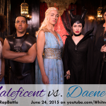 Watch Yvonne Strahovski as Daenerys in PRINCESS RAP BATTLE