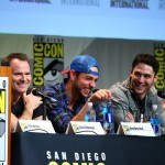 "Zachary Levi Explains His ""Heroes Reborn"" Character at Comic Con [Video]"
