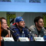 "Photos & Video From the Comic Con ""Heroes Reborn"" Panel"