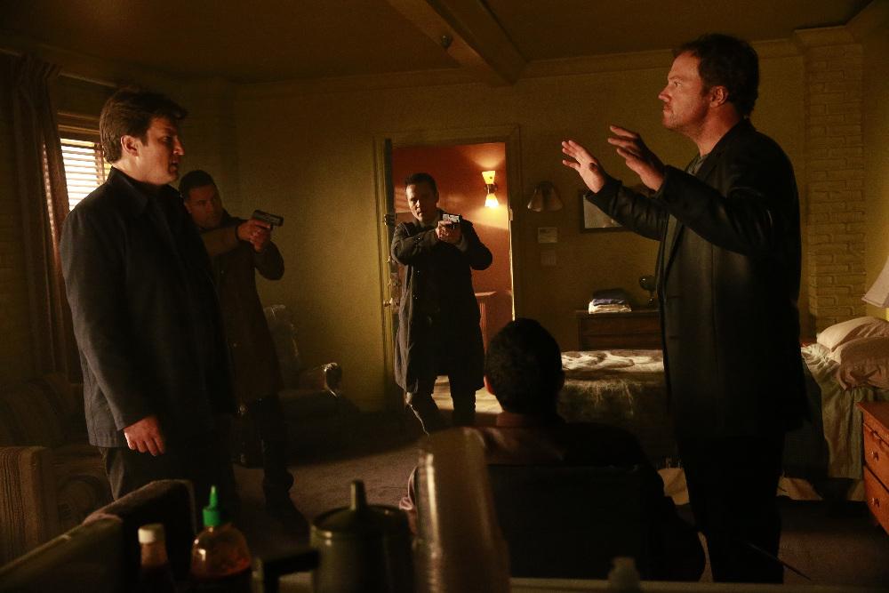 Adam Baldwin Returns to CASTLE TONIGHT! – ChuckTV.net