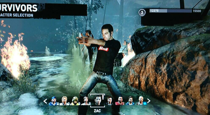 Play As Zachary Levi In The New Tomb Raider Chucktv Net