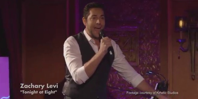 Zachary Levi Returns To Broadway In She Loves Me Chucktv Net