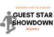 Ultimate Chuck Guest Star Showdown Round 2
